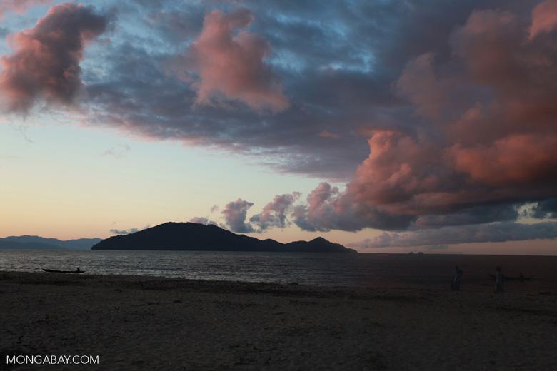 Nosy Mangabe at sunrise [madagascar_2215]