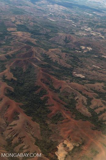 Deforestation in Northern Madagascar [madagascar_3204]
