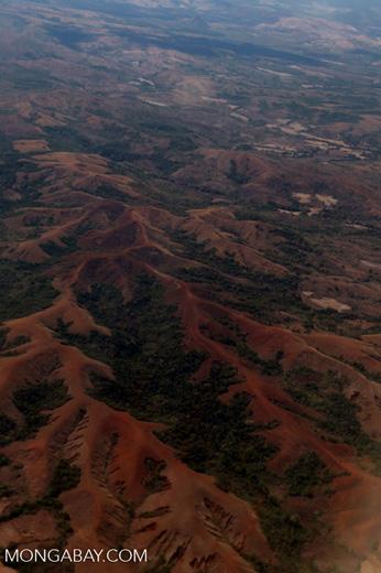 Deforestation and soil erosion in Northern Madagascar [madagascar_3206]