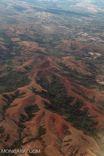 Deforestation and soil erosion in Northern Madagascar [madagascar_3207]