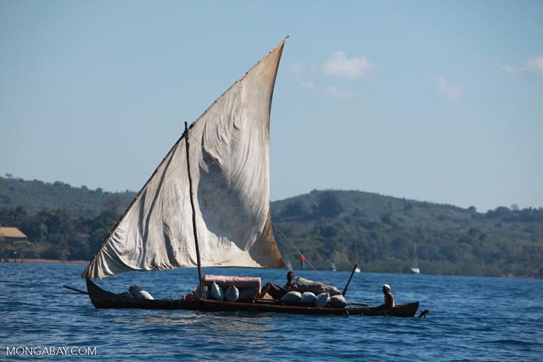 Sailboat in Madagascar [madagascar_4530]