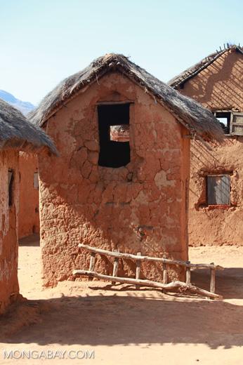 Village in the Tsaranoro Valley [madagascar_5989]