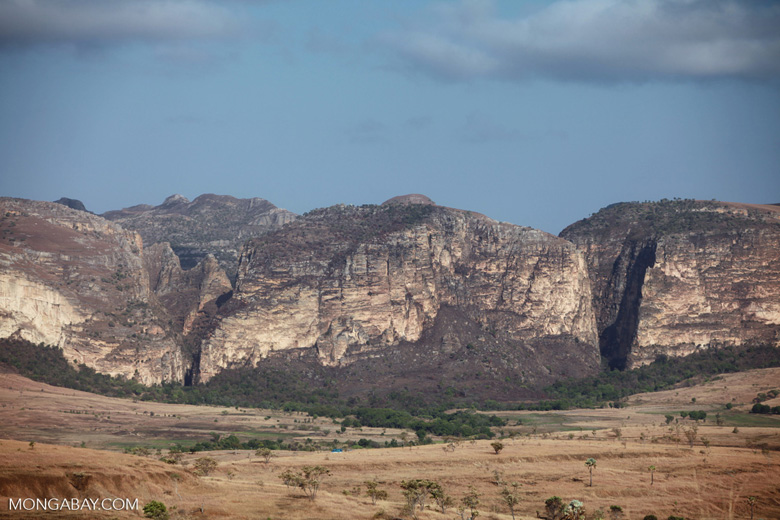Isalo massif: Canyon des Makis and Canyon des Rats [madagascar_7147]