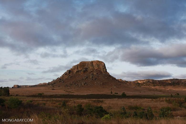 Mesa in Madagascar [madagascar_7384]