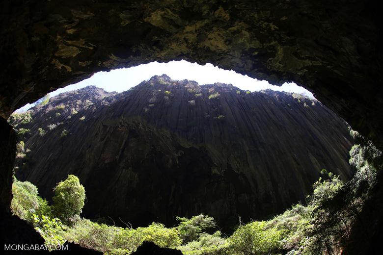 Cave in Western Ankarana [madagascar_ankarana_0101]