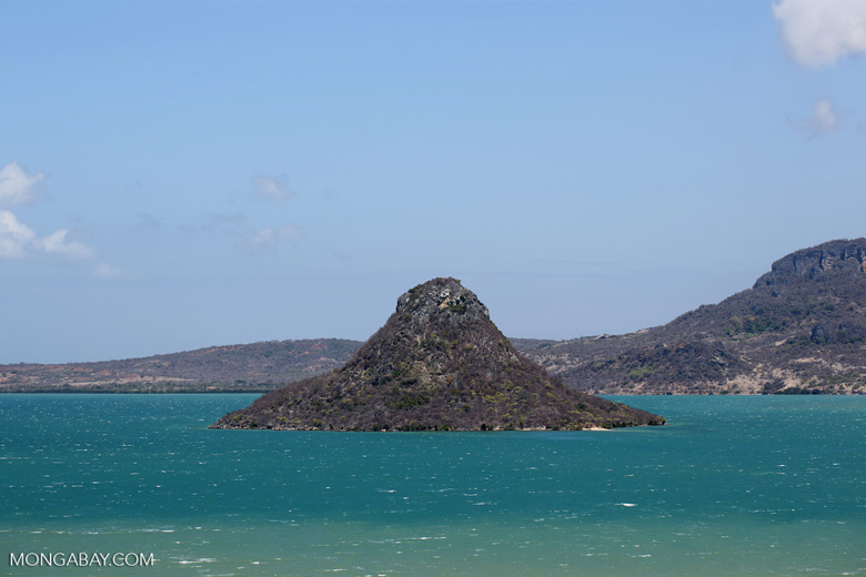 Mountain in Diego Suarez's Bay