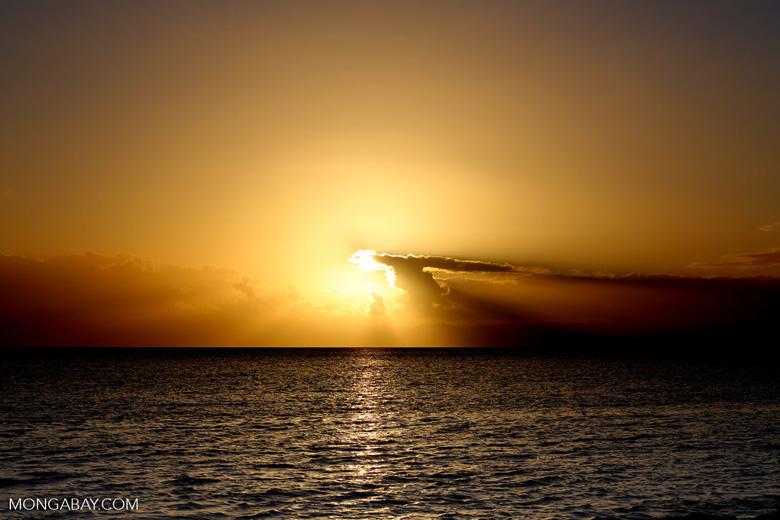 Masoala sunset [madagascar_masoala_0374]
