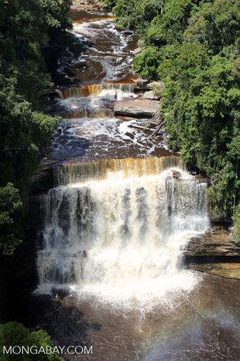 Maliau Falls -- sabah_aerial_1343