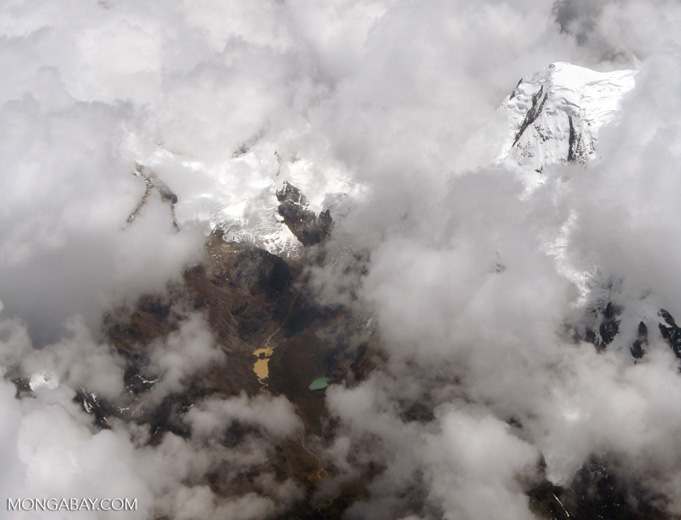 Andes mountains in Peru [aerial-andes-Aerial_1026_3172a]