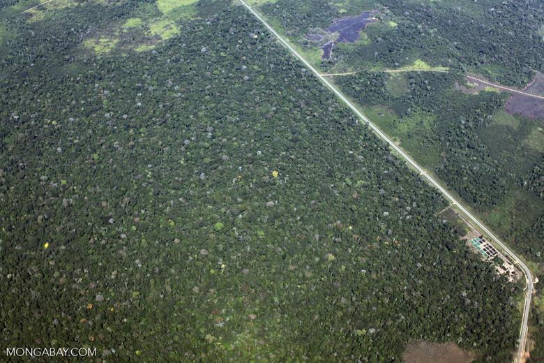 Transoceanica in Peru