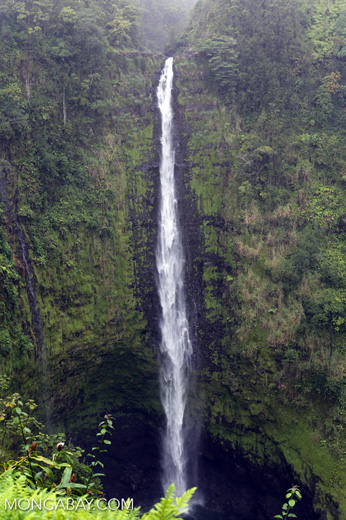 A'ka'ka waterfall
