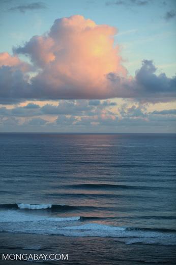 Dawn in Kauai