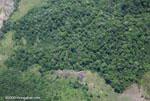 Aerial view of a forest margin in Costa Rica [costa-rica-d_0280]