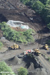 Aerial view of mining in Costa Rica [costa_rica_aerial_0003]