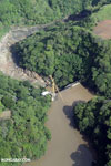 Dam in Costa Rica [costa_rica_aerial_0008]