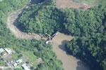 Dam in Costa Rica [costa_rica_aerial_0011]