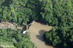 Dam in Costa Rica [costa_rica_aerial_0016]