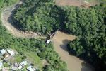 Dam in Costa Rica [costa_rica_aerial_0017]