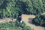 Dam in Costa Rica [costa_rica_aerial_0018]