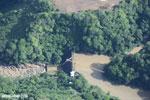 Dam in Costa Rica [costa_rica_aerial_0021]