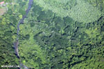 Overhead view of rain forest in Costa Rica [costa_rica_aerial_0084]