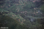 Aerial view of coffee plantations in Costa Rica [costa_rica_aerial_0460]