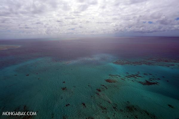 Great Barrier Reef off Australia [australia_great_barrier_reef_0416]