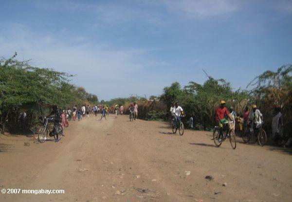 Refugees in Kakuma Refugee Camp