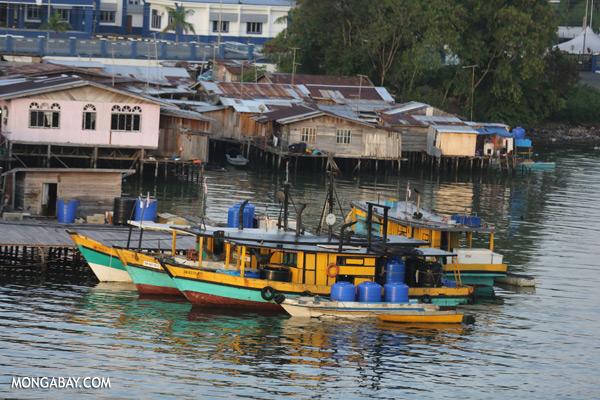 Semporna fishing village [sabah_mabul_semporna_0004]