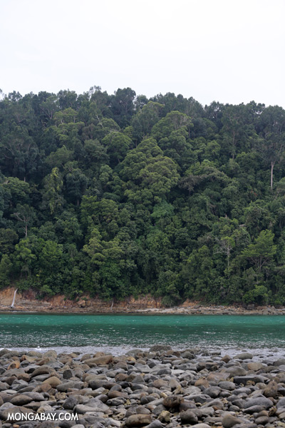 Channel between Sapi and Pulau Gaya [sabah_malaysia_0006]