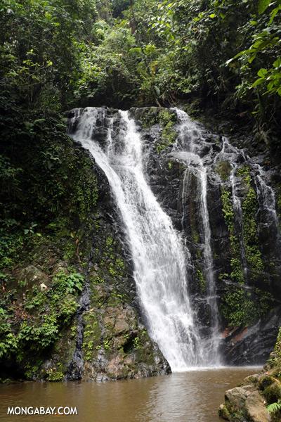 Tawau waterfall