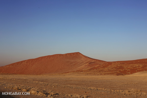 Sossusvlei National Park in Namibia