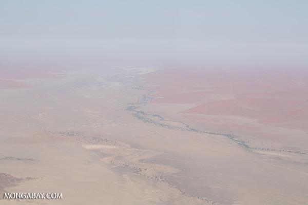 Sossusvlei National Park in Namibia