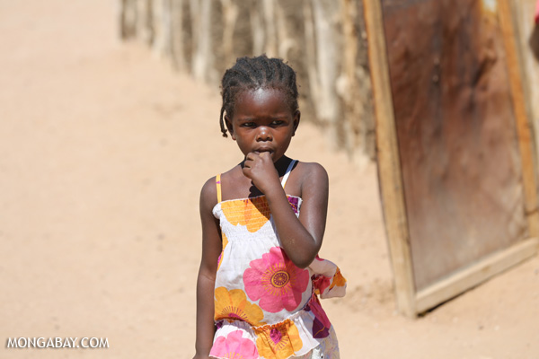 namibian child