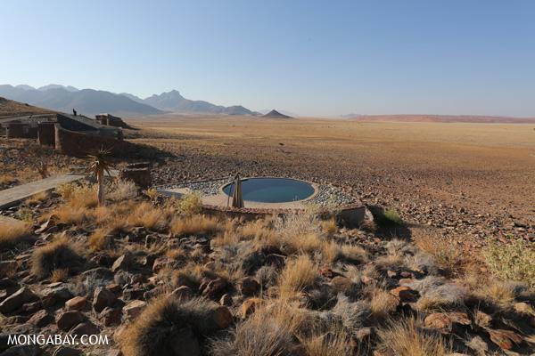 Namibian lodge