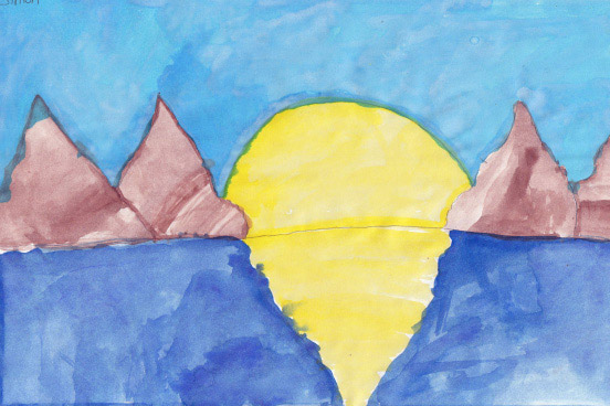 Simple Art And Craft For Kids