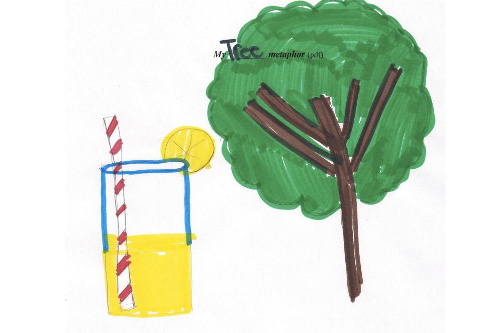 Tree metaphor