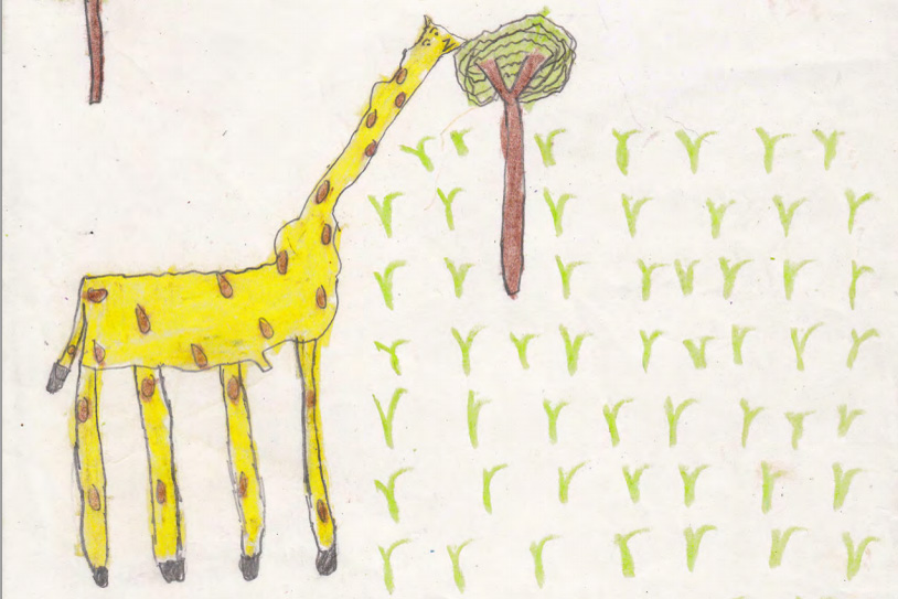 Student Giraffe