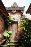 Doorway at Puri Saren Agung (Ubud, Bali) -- bali7921