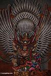 Statue at Puri Saren Agung palace (Ubud, Bali)