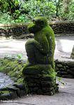 Monkey statue in Monkey Forest (Ubud, Bali) -- bali8108