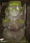 Temple statue (Ubud, Bali)