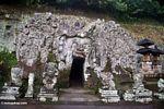 Elephant Cave (Goa Gajah) entrance (Ubud, Bali)