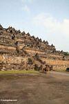 Borobudur temple (Java) -- java5985