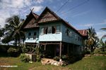 Makassarese home (Sulawesi - Celebes)