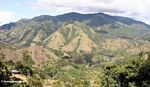 Batu Kabobong ('erotic mountain') in Sulawesi (Sulawesi - Celebes)