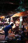 Spice market in Rantepao (Toraja Land (Torajaland), Sulawesi)