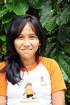Girl in Tikala (Toraja Land (Torajaland), Sulawesi)