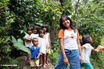 Children in Tikala (Toraja Land (Torajaland), Sulawesi) -- sulawesi7332