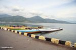 Boats in Palopo harbor (Sulawesi - Celebes)